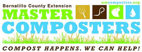 Master Composter Training Course Begins April 11th @  Bernalillo County Extension Office | Albuquerque | New Mexico | United States
