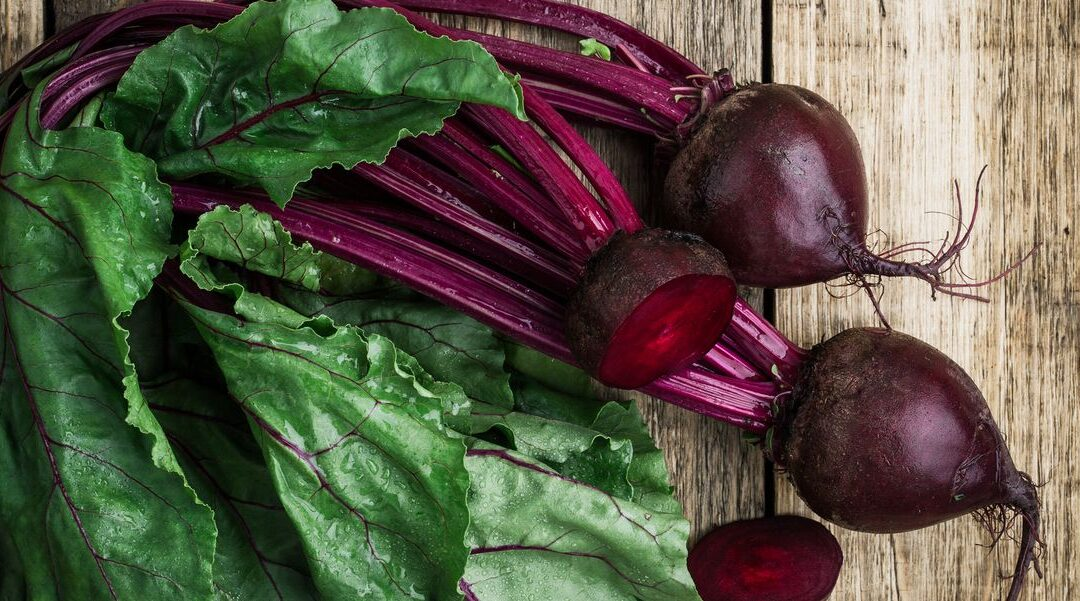 Lettuce And Spinach And Beets, Oh My!