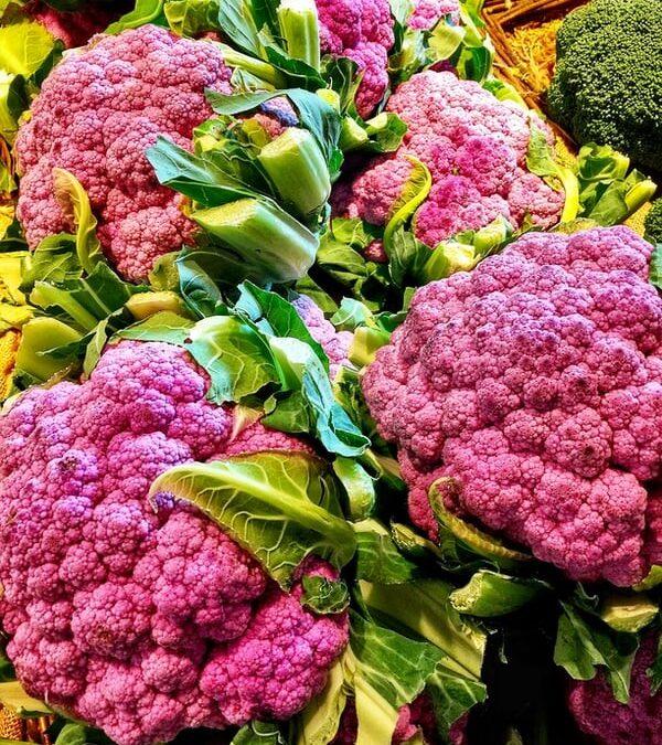 Garden2Table Recipe Corner:  Cruciferous Veggies and Tasty Dressings