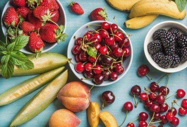 Garden2Table Recipe Corner: A Fruit-Filled Summer
